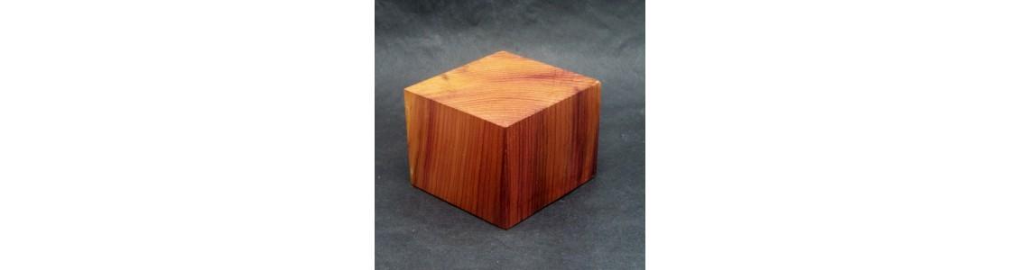 Wood Plinths