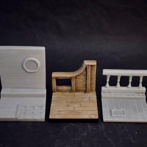 Ship Deck Theme