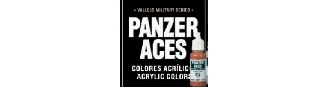 Vallejo Panzer Aces