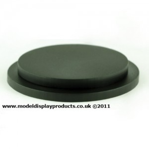 40mm Round Stepped Display Disc