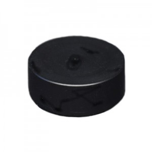 40mm x 15mm Round Plinth