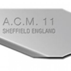 ACM Scalpel Blade No11 (x5)