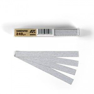 Sandpaper Sticks 240 grit