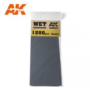 Wet n Dry Sandpaper 1200 grit