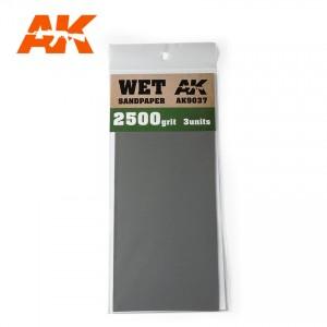 Wet n Dry Sandpaper 2500 grit