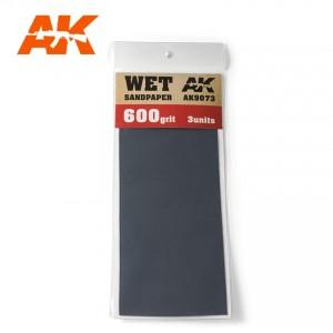 Wet n Dry Sandpaper 600 grit