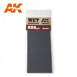 Wet n Dry Sandpaper 800 grit