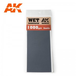 Wet n Dry Sandpaper 1000 grit