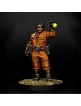 Able Spacewoman 1
