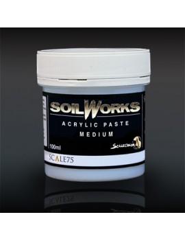 Soil Works Medium Acrylic Paste