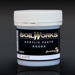 Soil Works Rough Acrylic Paste