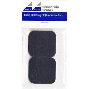 4000 Grit Micro Finishing Cloth Abrasive Pads