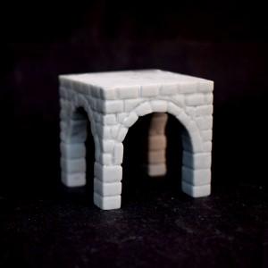 Fusion: Arch Plinth 40mm