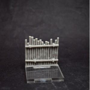 Fusion: Bamboo Wall