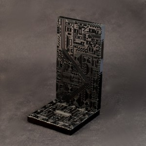 Fusion: Black Circuit Laser Etch Set