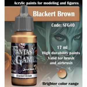 Blackert Brown