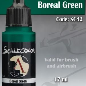 Boreal Tree Green