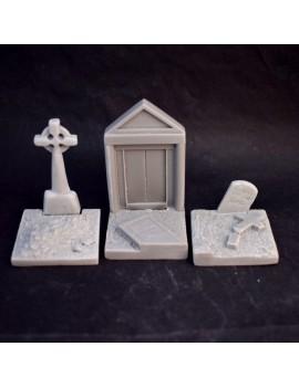 Fusion: Cemetery Theme Set