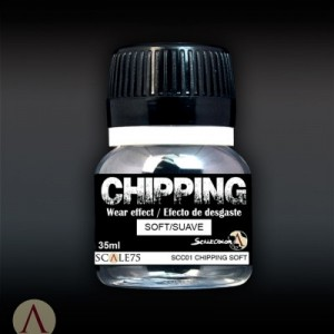 Soft Chipping Fluid