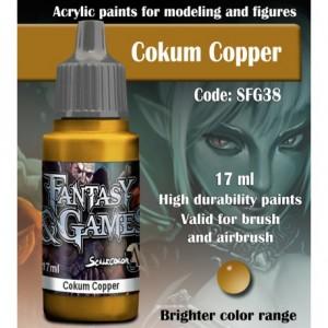 Cokum Copper