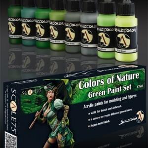 Colors of Nature Paint Set