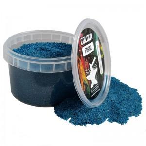 Aqua Blue Basing Sand