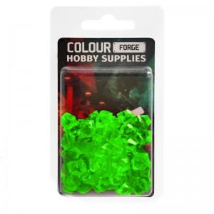 Warp Glow Acrylic Gems