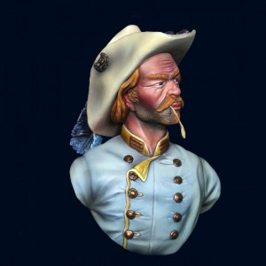 Confederate Cavalry Officer
