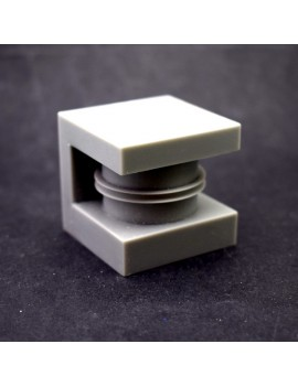 Fusion: Sci-Fi Cylinder Plinth