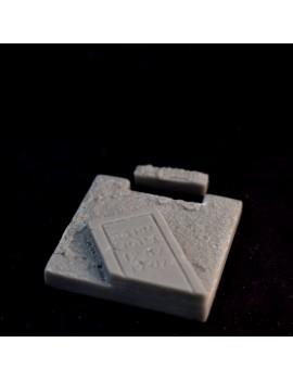 Fusion: Fallen Headstone Floor 40mm square