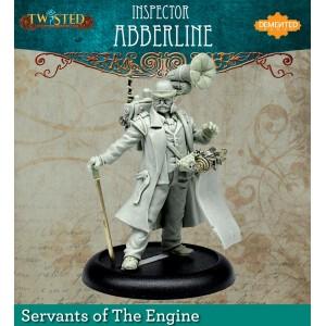Inspector Abberline (Metal)
