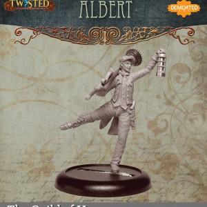 Albert (Metal)