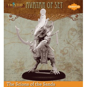 Avatar of Set (Metal)