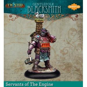 Gentlefolk Blacksmith (Metal)