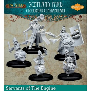 Scotland Yard Clockwork Constabulary