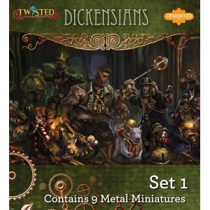 The Dickensians Set 1