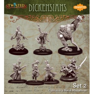 The Dickensians Set 2