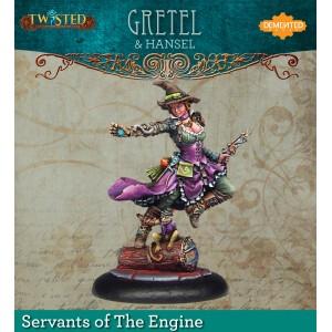 Gretel and Hansel (Metal)