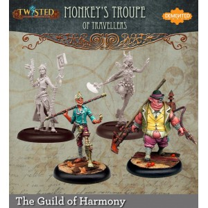 Monkey's Troupe of Travellers