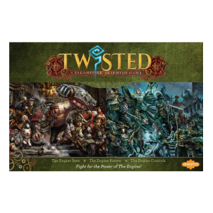 Twisted Rulebook Box