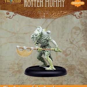Rotten Mummy (Metal)