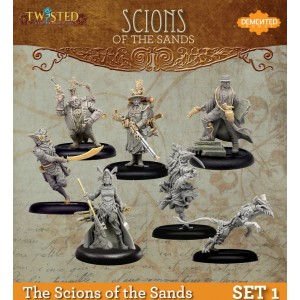The Scions of the Sands Set 1