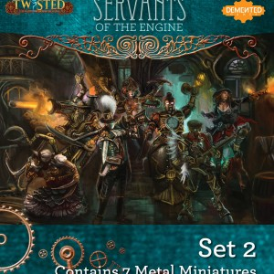 The Servants of the Engine Set 2