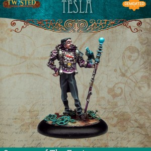 Tesla (Resin)