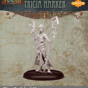 Tricia Harker (Resin)