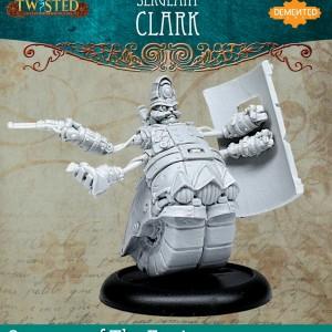 Sgt Clark (Metal)