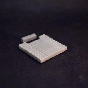 Fusion: Diagonal Cobbled Floor 40mm square