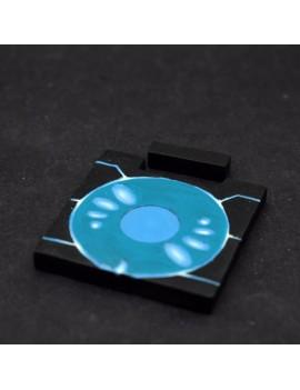 Fusion: Disc Floor 40mm square