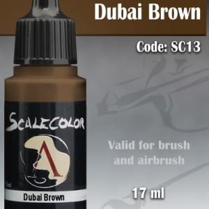 Dubai Brown
