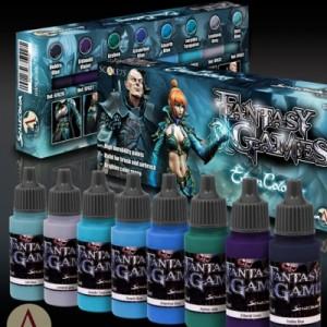 Elven Colours Paint Set